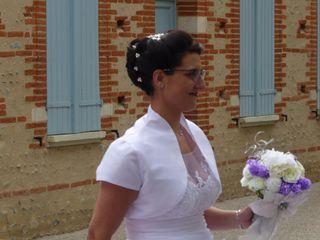 Le mariage de Nadège et Marc 1