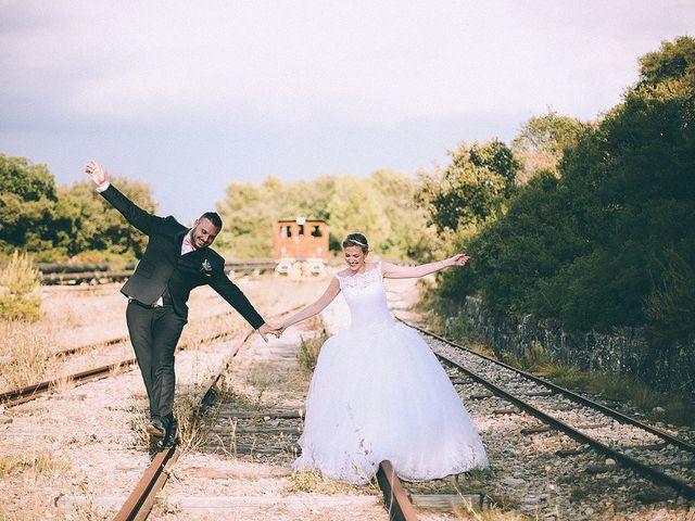 Le mariage de Cindy et Mickaël