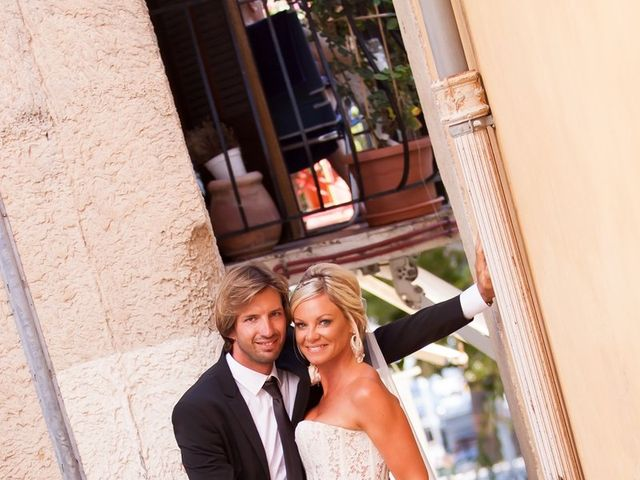 Le mariage de Jean-Philippe et Aline à Bandol, Var 5