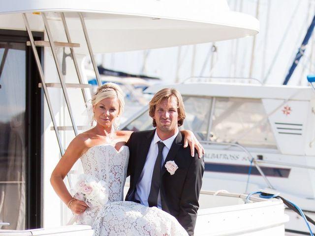 Le mariage de Jean-Philippe et Aline à Bandol, Var 6
