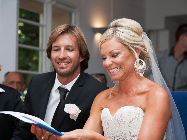 Le mariage de Jean-Philippe et Aline à Bandol, Var 12