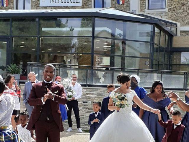 Le mariage de Emmanuel  et maeva à Étréchy, Essonne 1