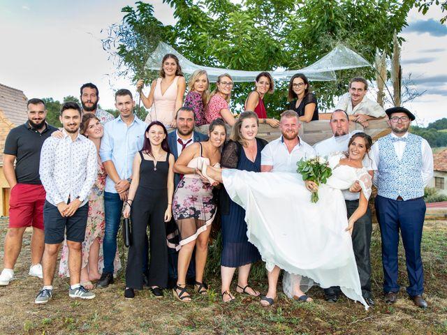 Le mariage de Sylvana et Gaëtan