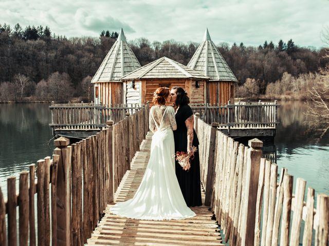 Le mariage de Lily et Natacha à Chassey-lès-Montbozon, Haute-Saône 8