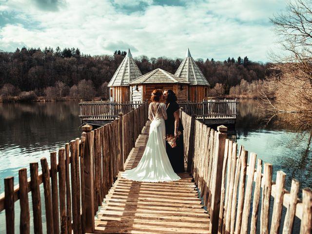 Le mariage de Lily et Natacha à Chassey-lès-Montbozon, Haute-Saône 9