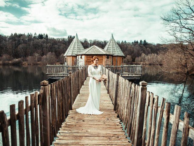 Le mariage de Lily et Natacha à Chassey-lès-Montbozon, Haute-Saône 15