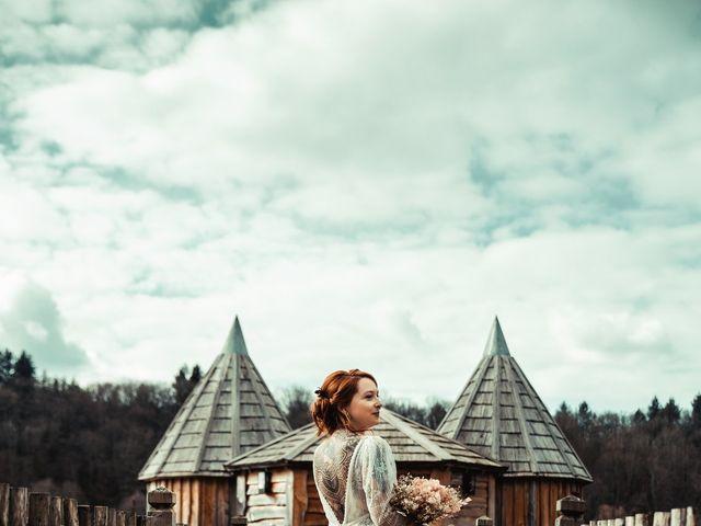 Le mariage de Lily et Natacha à Chassey-lès-Montbozon, Haute-Saône 16