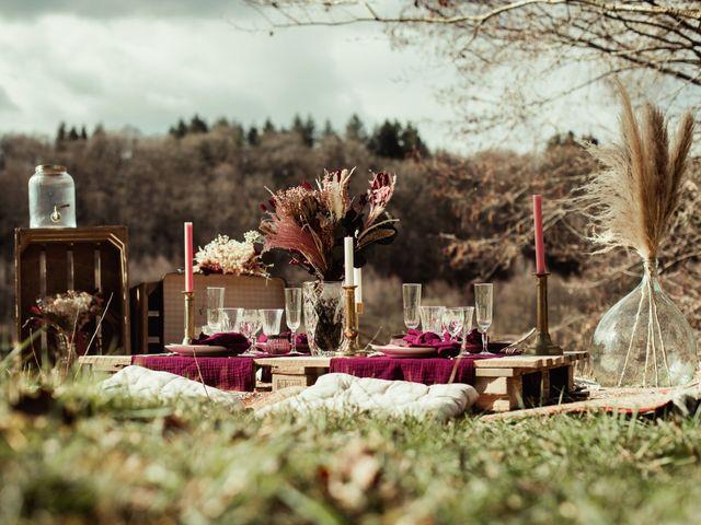 Le mariage de Lily et Natacha à Chassey-lès-Montbozon, Haute-Saône 23