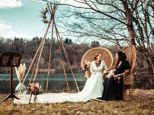 Le mariage de Lily et Natacha à Chassey-lès-Montbozon, Haute-Saône 26