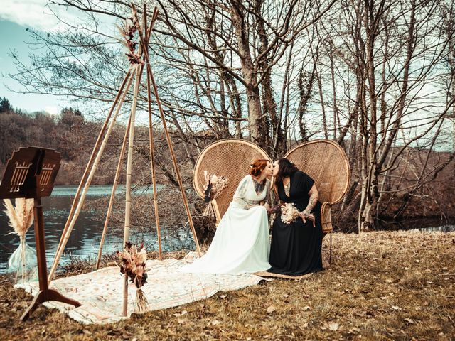 Le mariage de Lily et Natacha à Chassey-lès-Montbozon, Haute-Saône 27