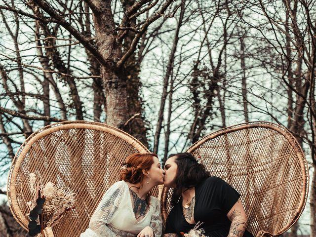 Le mariage de Lily et Natacha à Chassey-lès-Montbozon, Haute-Saône 28