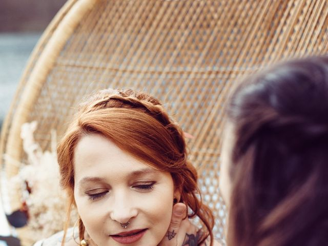 Le mariage de Lily et Natacha à Chassey-lès-Montbozon, Haute-Saône 29