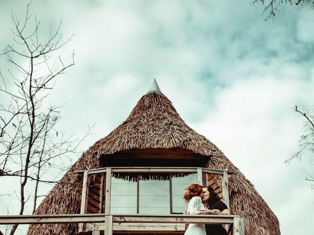 Le mariage de Lily et Natacha à Chassey-lès-Montbozon, Haute-Saône 37
