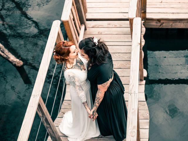 Le mariage de Lily et Natacha à Chassey-lès-Montbozon, Haute-Saône 38
