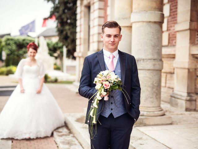 Le mariage de Alexis et Cécilia à Amfreville-la-Campagne, Eure 11