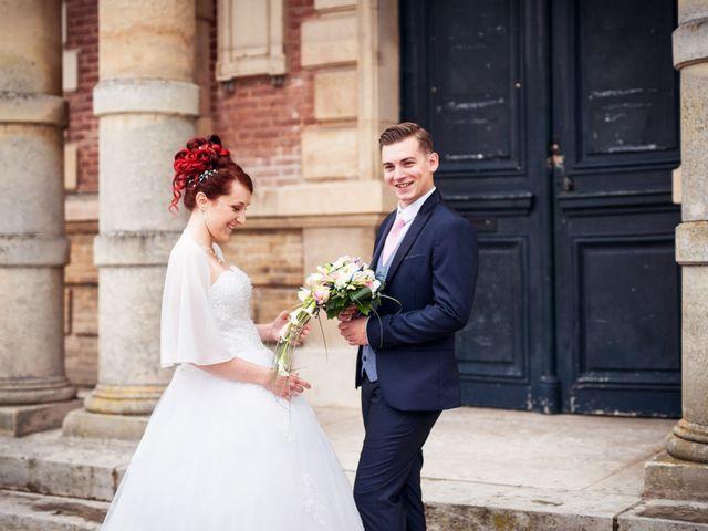 Le mariage de Alexis et Cécilia à Amfreville-la-Campagne, Eure 12