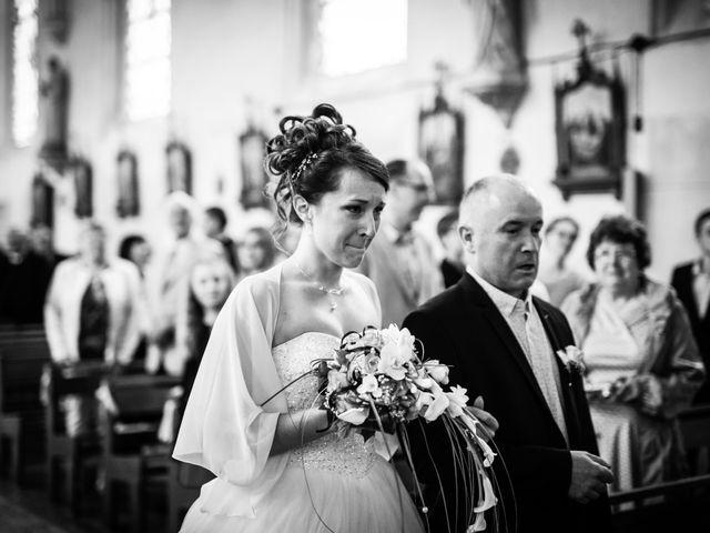Le mariage de Alexis et Cécilia à Amfreville-la-Campagne, Eure 17