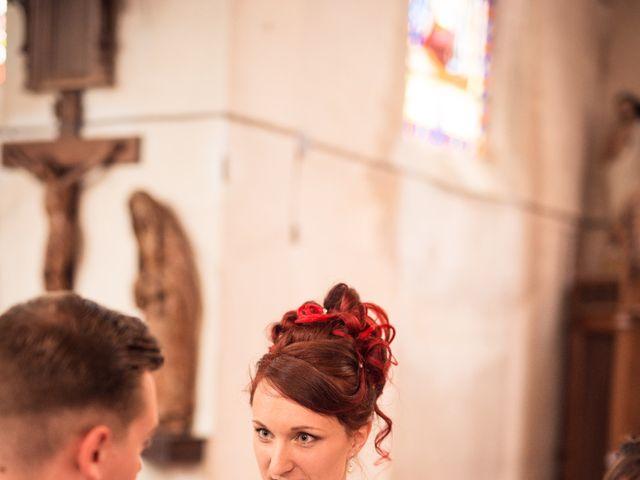 Le mariage de Alexis et Cécilia à Amfreville-la-Campagne, Eure 18