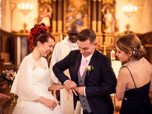 Le mariage de Alexis et Cécilia à Amfreville-la-Campagne, Eure 1