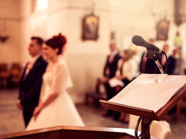 Le mariage de Alexis et Cécilia à Amfreville-la-Campagne, Eure 20