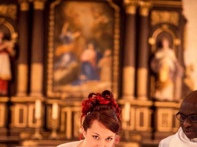 Le mariage de Alexis et Cécilia à Amfreville-la-Campagne, Eure 21