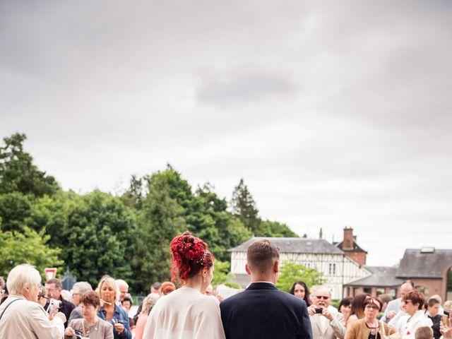 Le mariage de Alexis et Cécilia à Amfreville-la-Campagne, Eure 34