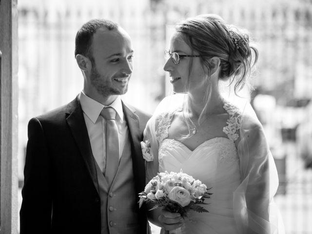Le mariage de Elise et François