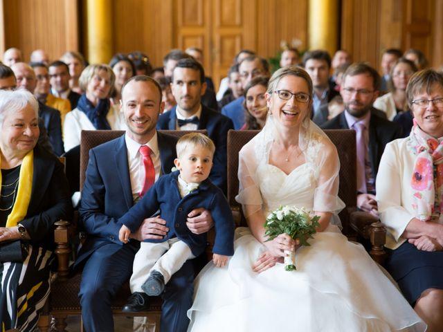 Le mariage de François et Elise à Nantes, Loire Atlantique 3