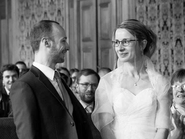 Le mariage de François et Elise à Nantes, Loire Atlantique 4