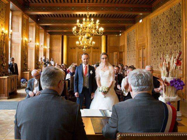 Le mariage de François et Elise à Nantes, Loire Atlantique 5