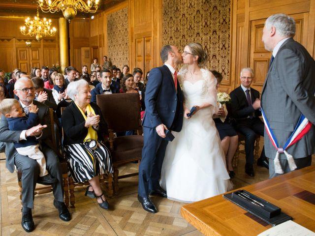 Le mariage de François et Elise à Nantes, Loire Atlantique 9
