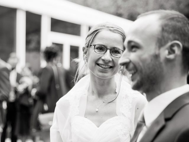 Le mariage de François et Elise à Nantes, Loire Atlantique 12