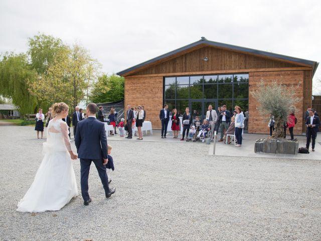 Le mariage de François et Elise à Nantes, Loire Atlantique 26