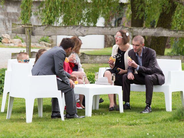 Le mariage de François et Elise à Nantes, Loire Atlantique 34