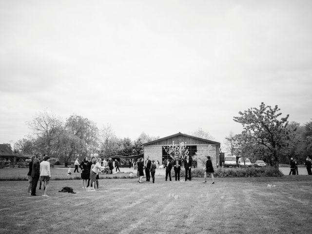 Le mariage de François et Elise à Nantes, Loire Atlantique 57