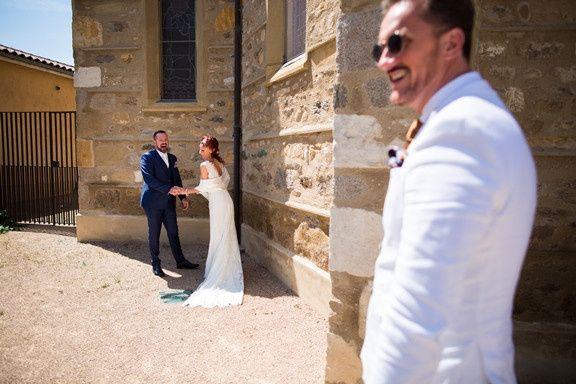 Le mariage de Julien et Cécile à Oytier-Saint-Oblas, Isère 9