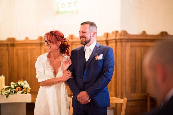 Le mariage de Julien et Cécile à Oytier-Saint-Oblas, Isère 10