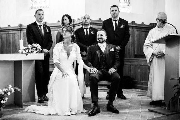 Le mariage de Julien et Cécile à Oytier-Saint-Oblas, Isère 11