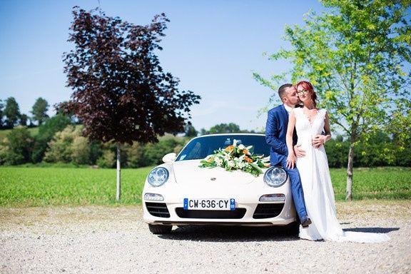 Le mariage de Julien et Cécile à Oytier-Saint-Oblas, Isère 14