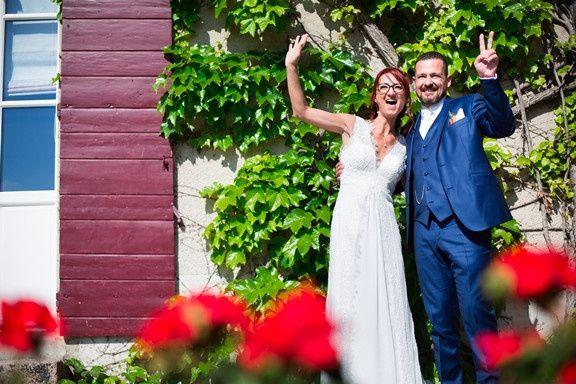 Le mariage de Julien et Cécile à Oytier-Saint-Oblas, Isère 16