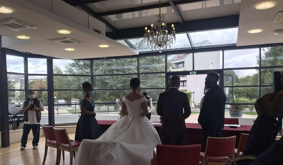 Le mariage de Emmanuel  et maeva à Étréchy, Essonne