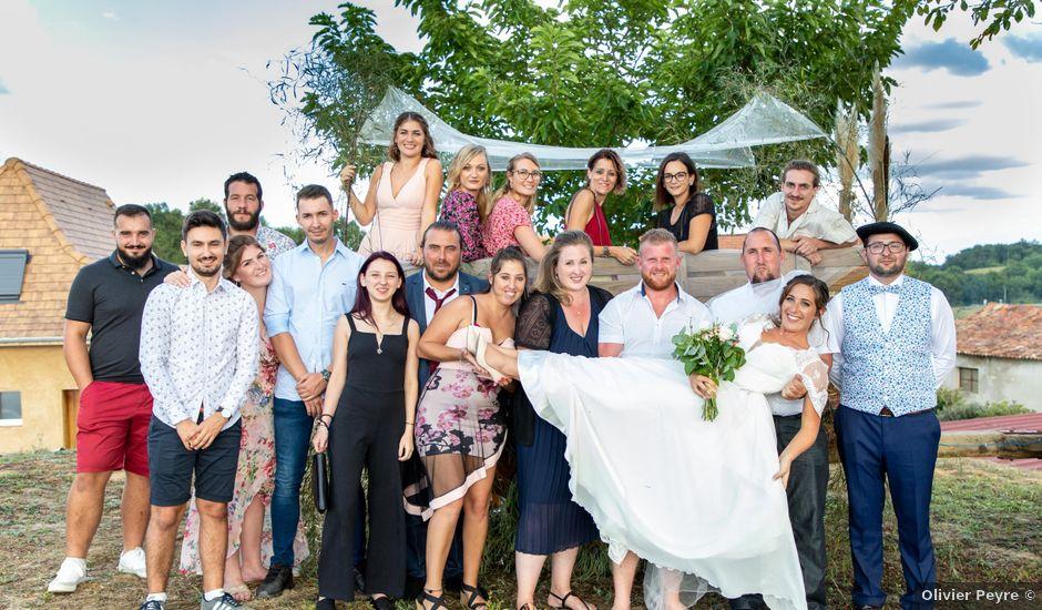 Le mariage de Gaëtan et Sylvana à Garlin, Pyrénées-Atlantiques