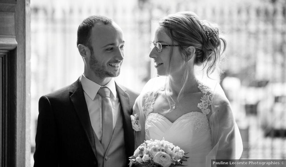 Le mariage de François et Elise à Nantes, Loire Atlantique