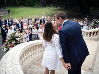 Le mariage de Amélie et Pierre