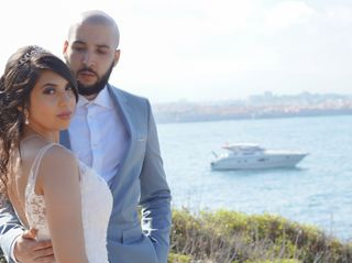 Le mariage de Linda et Marouane