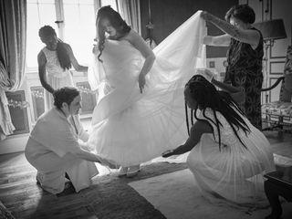 Le mariage de Naomi et Leendert 1