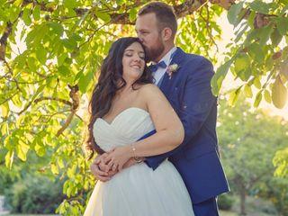 Le mariage de Naomi et Leendert