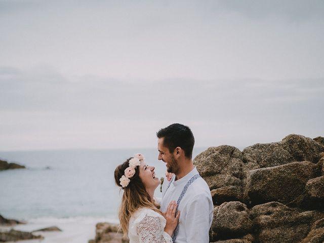 Le mariage de Germain et Stéphanie à Gouesnou, Finistère 11