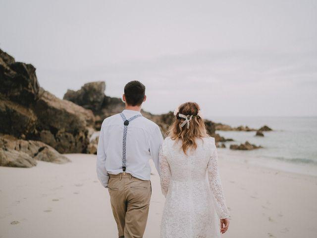 Le mariage de Germain et Stéphanie à Gouesnou, Finistère 13
