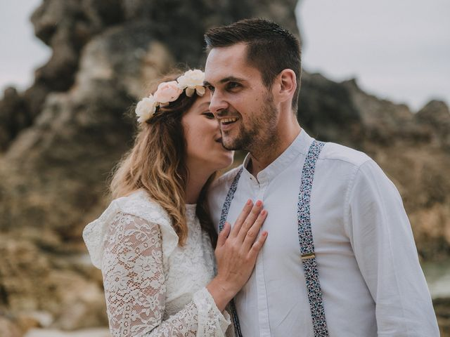 Le mariage de Germain et Stéphanie à Gouesnou, Finistère 16